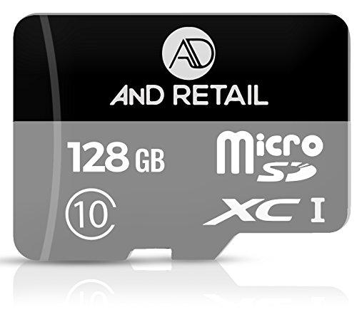 128 GB Clase 10 - Tarjeta de memoria MicroSD para Samsung Galaxy S3 S4 S5 Note Mini Tablet