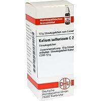 KALIUM SULFURICUM C200 10g Globuli PZN:4223205 preisvergleich bei billige-tabletten.eu