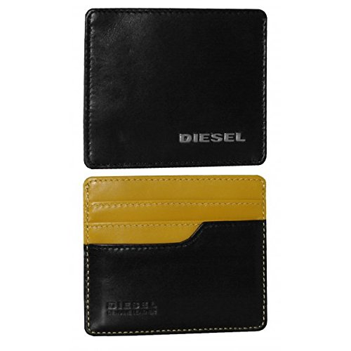 diesel-portacarte-di-credito-in-pelle-nero-e-giallo