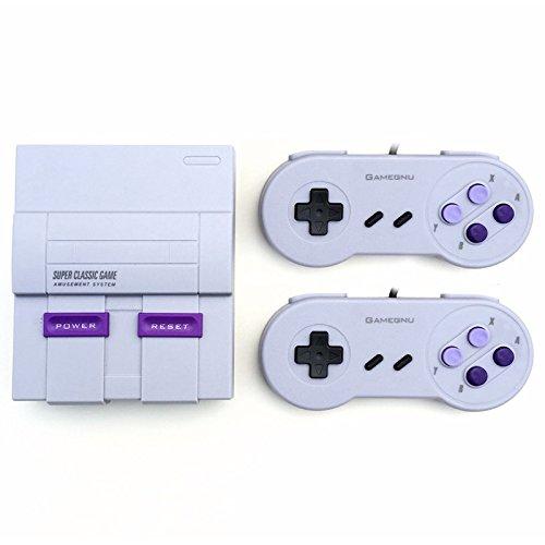 etbotu Handheld Game Konsole, 8Bit Retro Familie Classic Game Player, mit 2Controller av-usb Schnittstelle integrierter 660Spiele (Handheld-spiel-player)