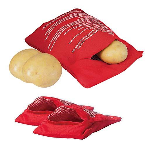 YIQI Bolsa de Patata para microondas