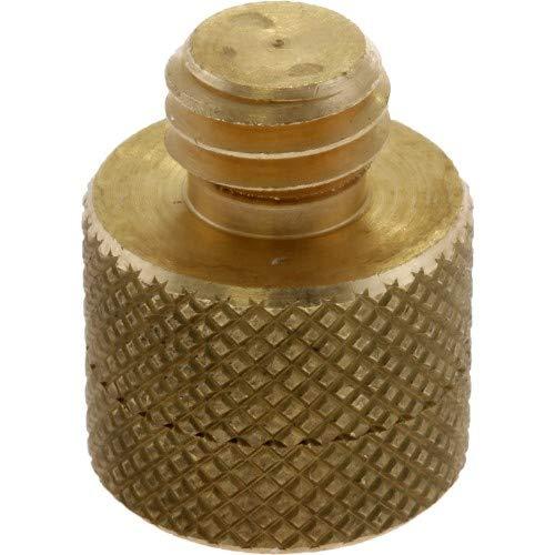 Manfrotto 088Ständer 1/4-20weiblich Stecker auf 3/8Zoll 20mm lang Adapter-ersetzt 3103 Autopole Base