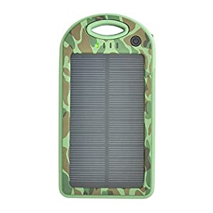 Parent mit Solar Powerbank 5000 from iProtect