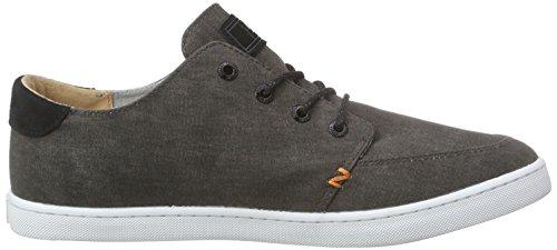 Hub Herren Boss C06 Sneaker Schwarz (black/wht 001)