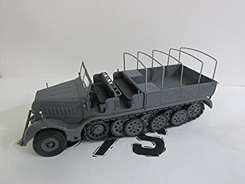 véhicule militaire 1/43 : FAMO SD.KFZ transport de troupes ( hors série )