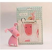 Kit para hacer Muñeca de trapo LOLA - 25 cm. Familia Luna & Lola -