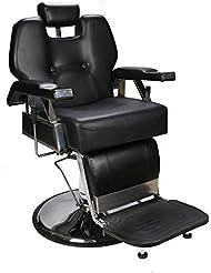 Barberpub Fauteuil De Coiffure Operatoire Chaise Hydraulique 2801BK