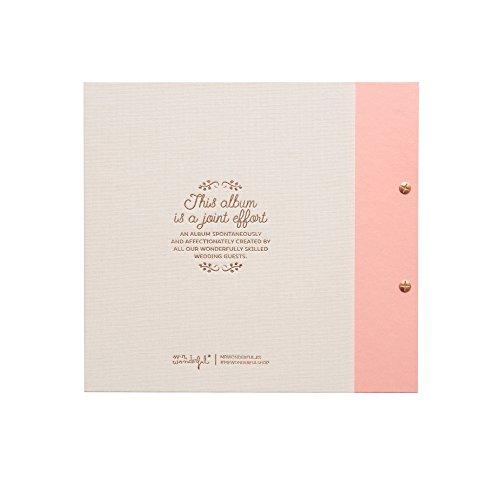 Mr; Wonderful Woa03334 Álbum Our Unofficial Wedding Álbum, Multicolor