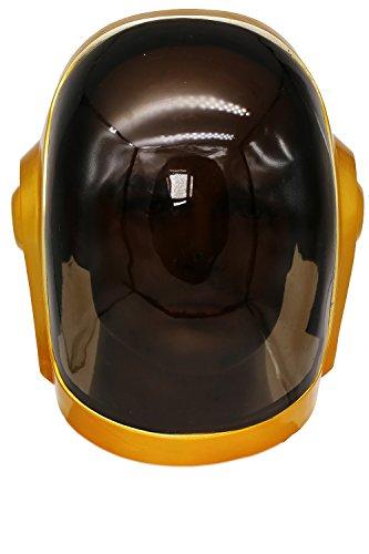 Punk Halloween Kostüm Daft - Halloween Punk Helm Cosplay Kostüm Mann Voller Kopf Maske Replik Prop Erwachsene Fancy Dress Merchandise Zubehör