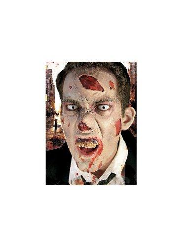 Halloween Karneval Party Kostüm Zombie Nase Hochwertige Charakternase aus Latex für Erwachsene