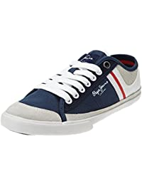 Pepe Jeans Tenis Punching, Baskets mode homme