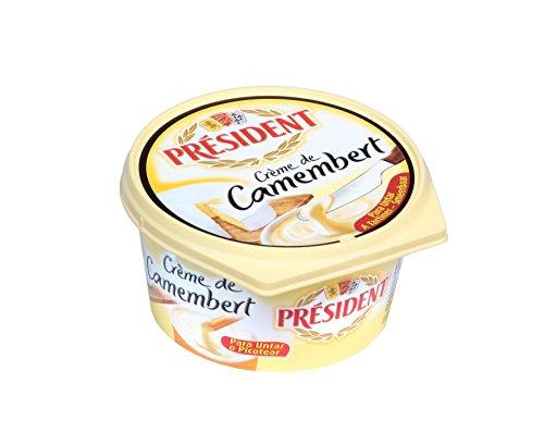 Crème de camembert PRESIDENT, 125g