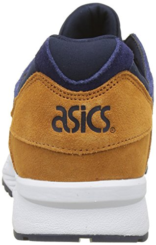 Asics Unisex-Erwachsene Gel-Lyte V Gymnastikschuhe Mehrfarbig (Peacoat/peacoat)