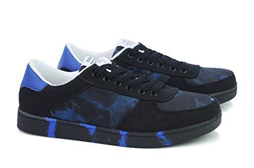 Blau Topos Sneaker Tda Baixo Herren wzqSx6v