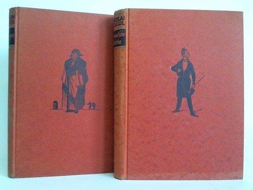 Dramatische Werke / Erzählungen. Zusammen 2 Bände