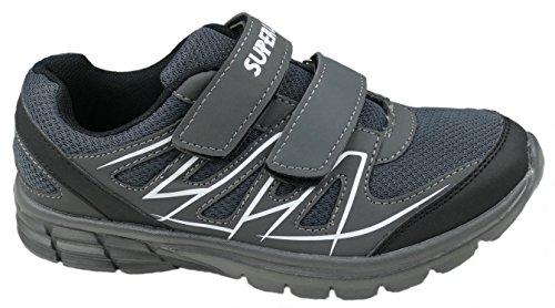gibra, Sneaker donna Grau