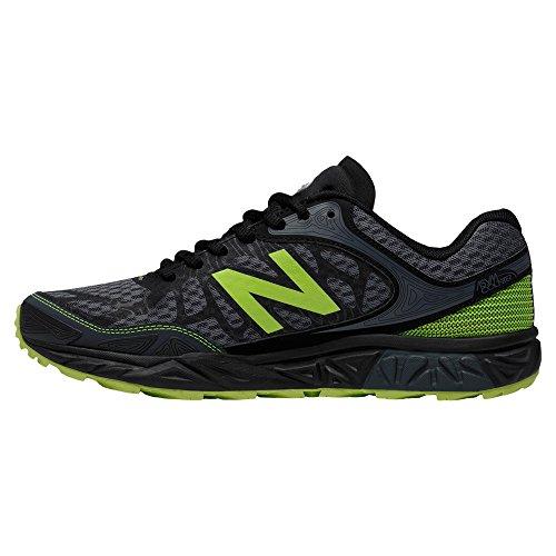 New Balance Men's Leadville Black/Toxic Sneaker 12.5 EE - Wide Black/Toxic
