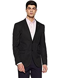 Van Heusen Men's Notch Lapel Regular Fit Blazer