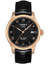 Tissot Herren-Uhren Automatik Analog T41542353