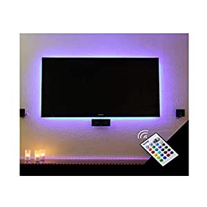 bason lighting usb led tv hintergrundbeleuchtung 45 55 zoll beleuchtung flachbild fernseher. Black Bedroom Furniture Sets. Home Design Ideas
