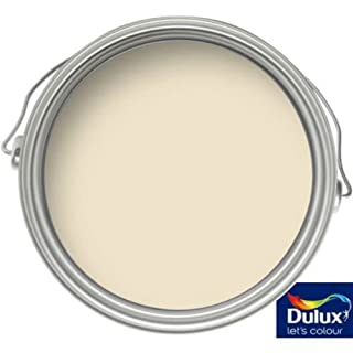 Dulux Barley White - Silk Emulsion Paint - 2.5L