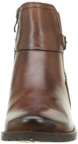 Caprice Damen 25313 Chelsea Boots Braun (COGNAC 305)