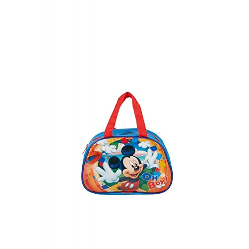 Disney-ast0729-Tasche Form Bowling-Mickey