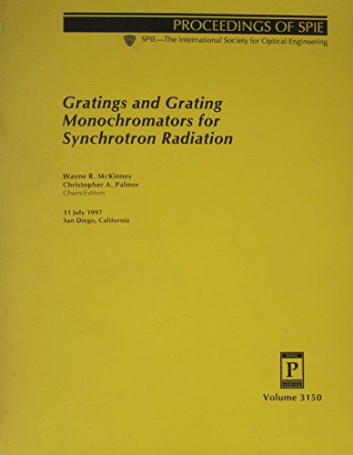 Gratings & Grating Monochromators for Synchrotron Radiation