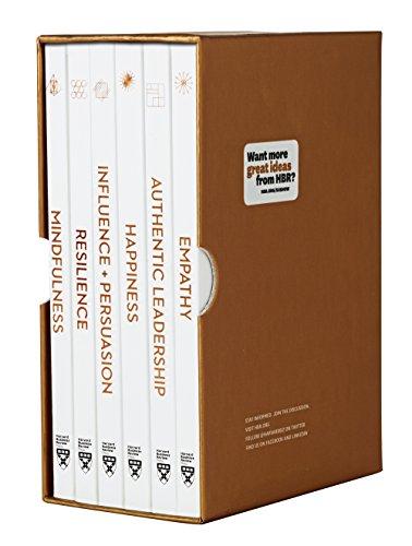HBR Emotional Intelligence Boxed Set (6 Books - HBR Emotional Intelligence Series) por Harvard Business Review