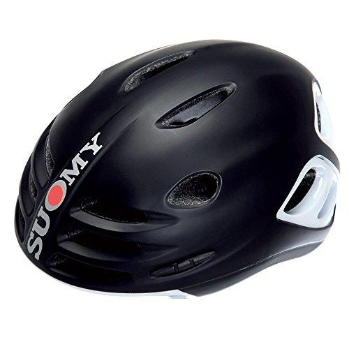 Suomy Casco bici Sfera nero opaco / bianco lucido taglia L (Caschi MTB e Strada) / Road helmet Sfera matt black / glossy white size L ( Mtb and Road Helmet)