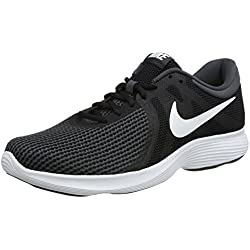 Nike Revolution 4, Scarpe Running Uomo, Nero (Black/White Anthracite 001), 39 EU