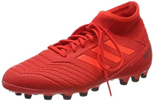 Dettagli su (TG. 43 13 EU) adidas Predator 19.3 AG, Scarpe da Calcio Uomo, Multicolore (Roj