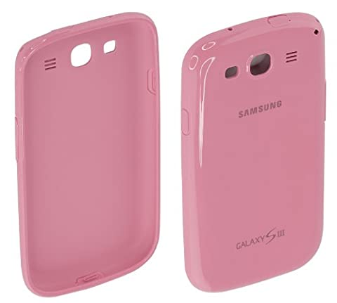 Samsung Original Schutzhülle / Cover EFC-1G6PPECSTD (kompatibel mit Galaxy S3