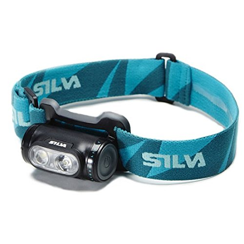 Silva Ninox 2X Stirnlampe, Blau, One Size