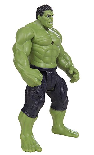 Smart Buy Avengers 2 Hulk Age Of Ultron Action Figure 28Cms With Led Light Fuction