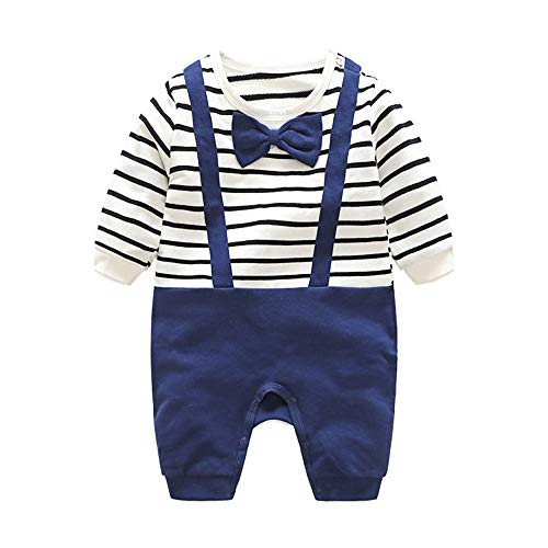 Recién Nacido Pelele Bebé Niño Pijama Algodón