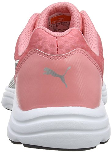 Puma - Expedite Wn, Sneakers da donna Bianco (White/Rose/Silver)