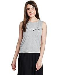 Flying Machine Women's Printed T-Shirt