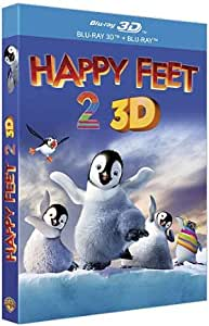 Happy Feet 2 3D + Blu-Ray 2D