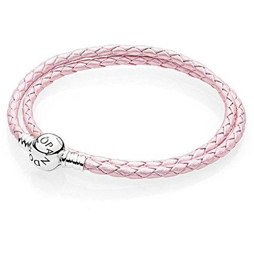 Pandora bracciali di corda donna argento - 590745cmp-d2