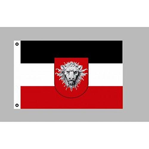 Flagge 90 x 150 : Deutsch-Ostafrika - Ostafrikakolonie