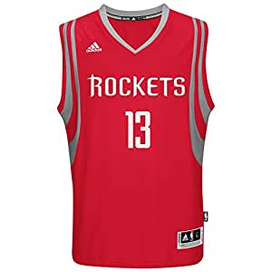 james harden houston rockets adidas nba swingman jersey. Black Bedroom Furniture Sets. Home Design Ideas