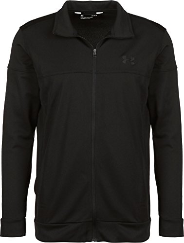 Under Armour Men's Sportstyle Pique Jacket Warm-up Top