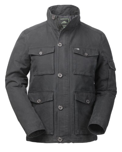 Jeff Green Herren Outdoorjacke Vigo Black