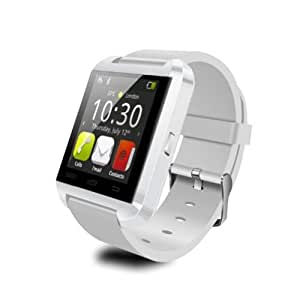 Luxury Bluetooth Smart Watch Wrist Wrap Watch Phone for IOS Apple iphone 4/4S/5/5C/5S Android Samsung S2/S3/S4/Note 2/Note 3 HTC Nokia