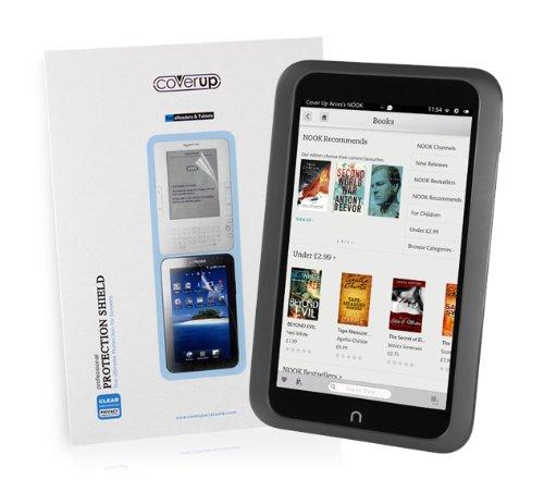 Blendfreie, matte Displayschutzfolie von Cover-Up für Barnes und Noble Nook HD Tablet mit 7-Zoll-Bildschirm Barnes And Noble Nook Tablet Case
