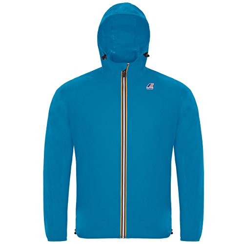 K-WAY Jacke Herren BLUE CALIFORNIA