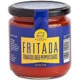 Brindisa Fritada, Tomate Y Pimiento De Piquillo 315g De Salsa