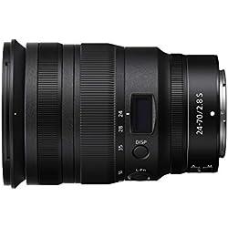 Objectif NIKKOR Z 24-70mm f/2.8 S pour hybride Nikon Z