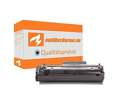 vollDerBurner XL Toner für Canon 0263B002 / FX-10 4000 Seiten Black Fax L Faxphone I-Sensys PC-D FX10 FX (226 Oem Tintenpatrone)
